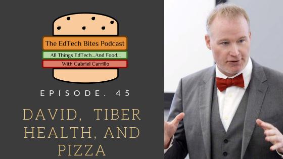 Ep. 45: David, Tiber Health, andPizza